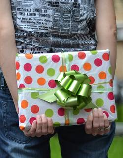 Een cadeau