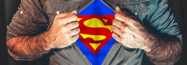 superheld shirt