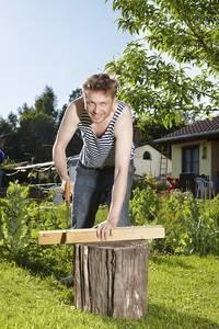 Geld verdienen met hout